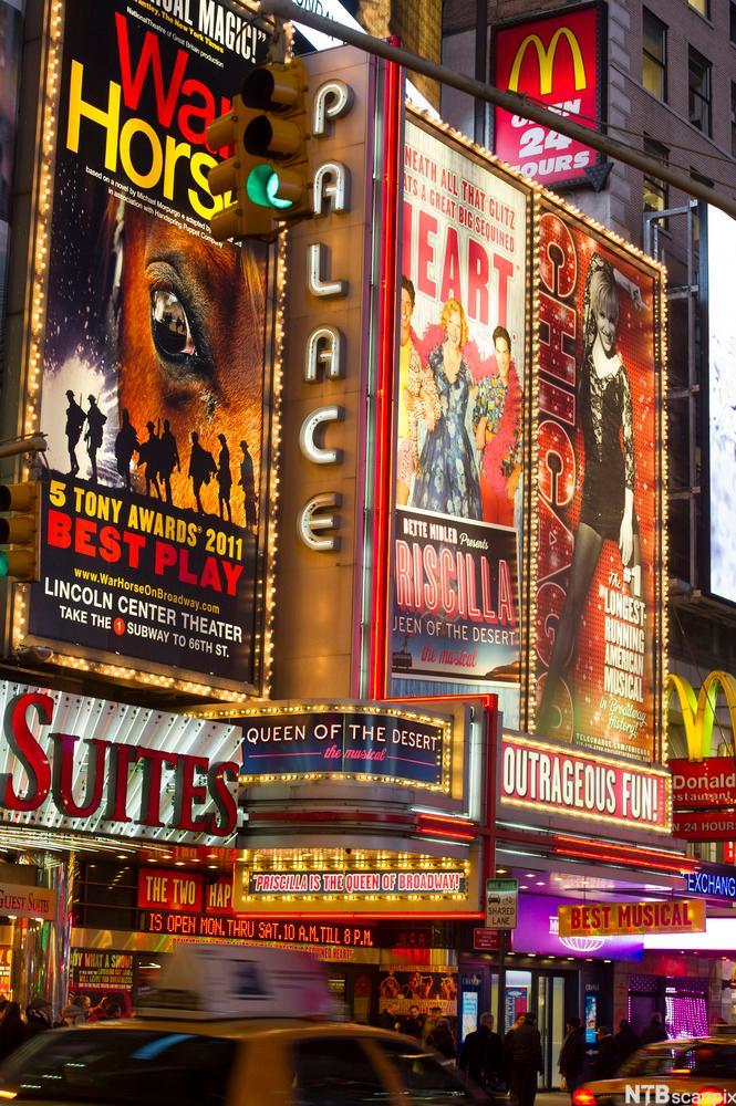 Bilde av Broadway.