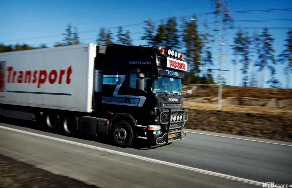 Et kjøretøy kan utføre maksimalt tre kabotasjeturer etter den internasjonale transporten inn i landet