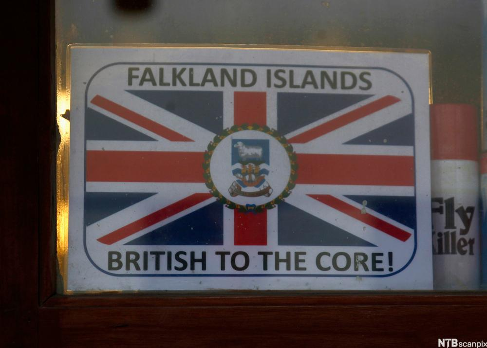 Britain-Argentina/Falklands