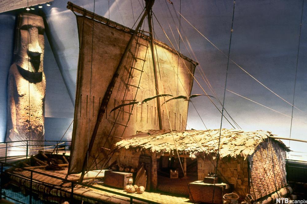 Balsafåten Kon-Tiki