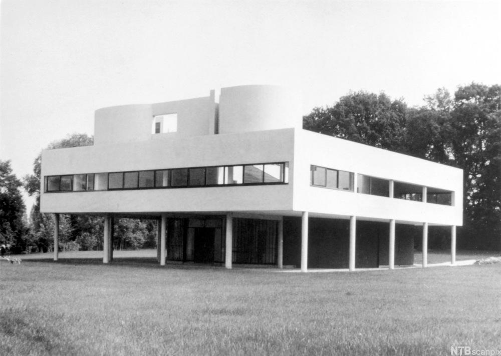 Le Corbusier er en av 1900-tallets mest innflytelsesrike arkitekter og en av funksjonalismens største pionerer.