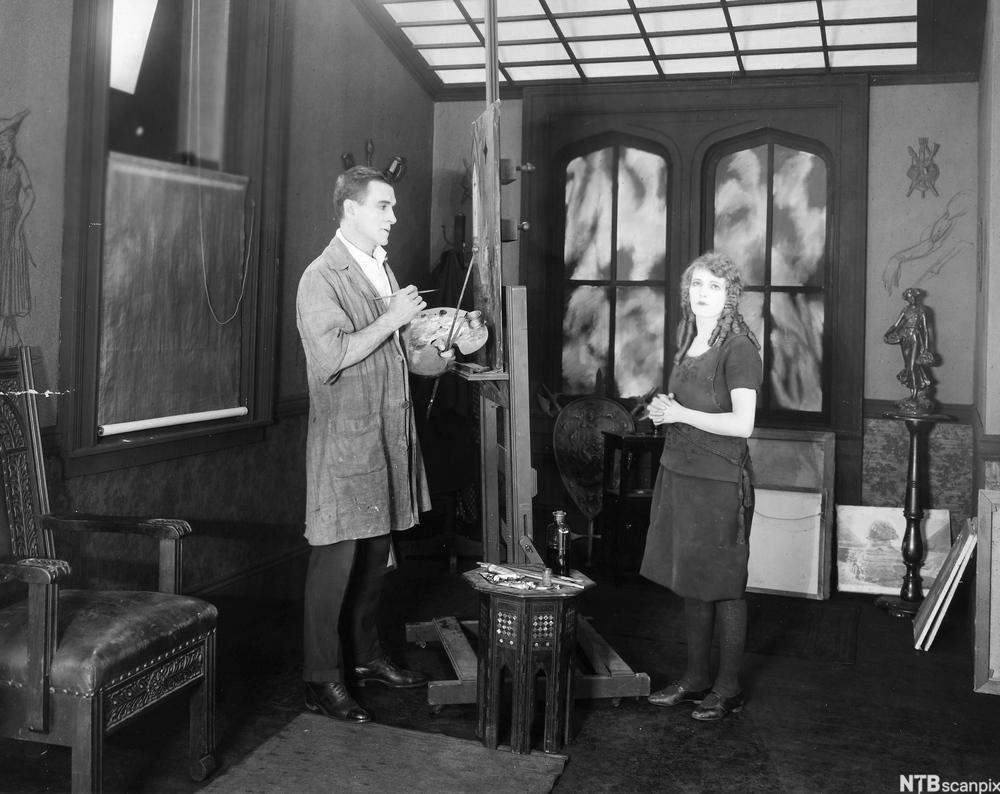 Filmscene (1920)