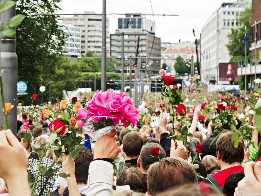 Rose Procession