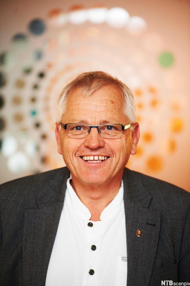 Helge Bergslien. Foto.