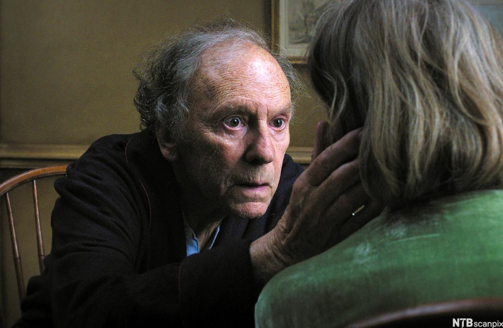 dialog i filmen Amour