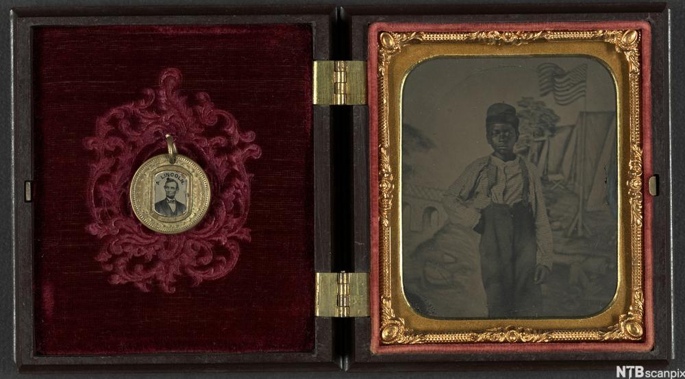 Lincoln Campaign Button