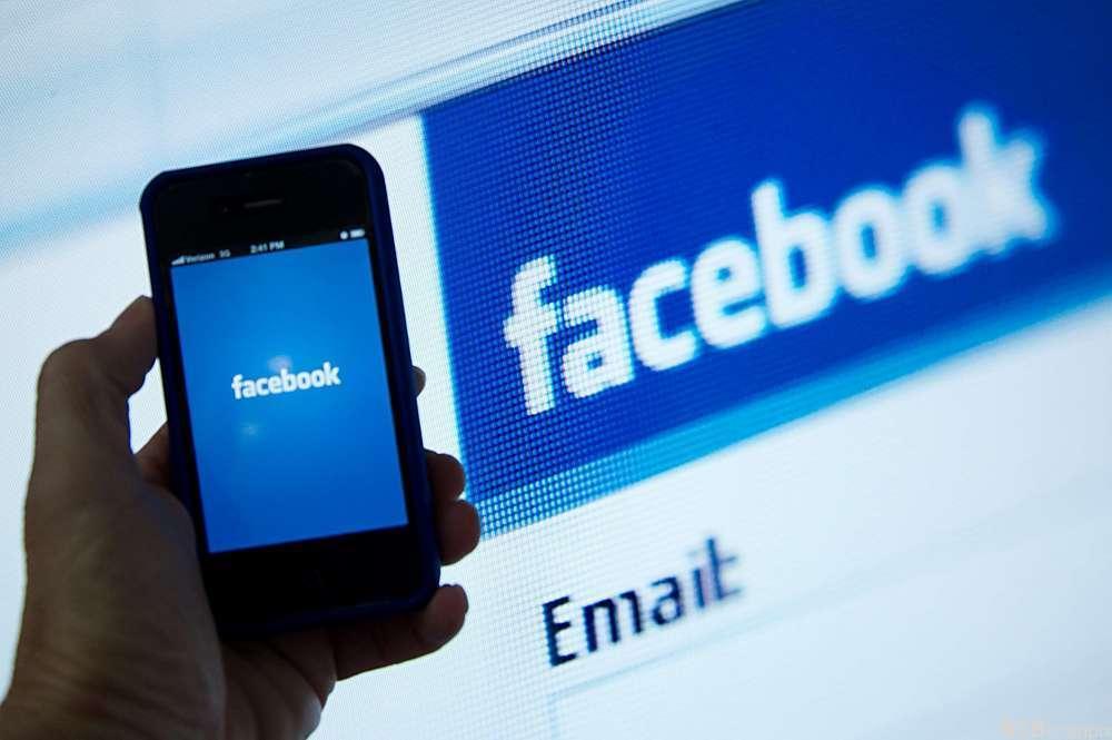 iPhone og Facebook