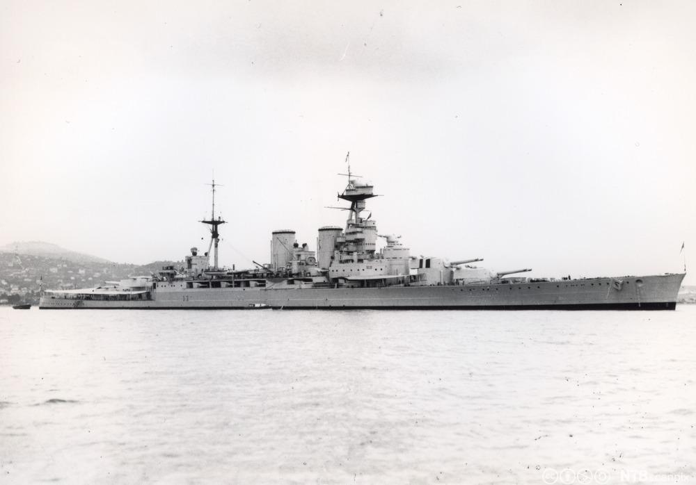 Bismarck. Foto.