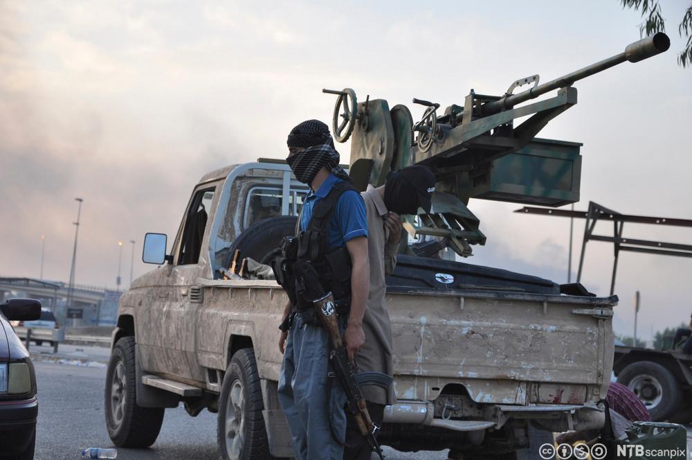 ISIL i Mosul. Foto.