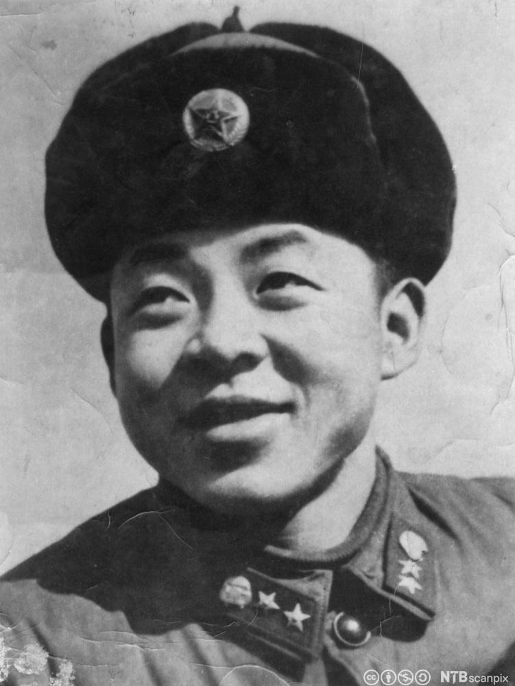 Lei Feng. Foto.