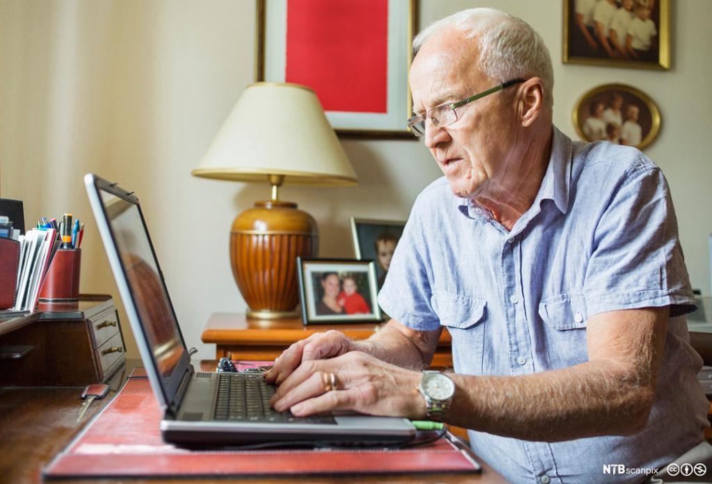 Sjølvstendig næringsdrivande bør teikne ei individuell pensjonsforsikring.