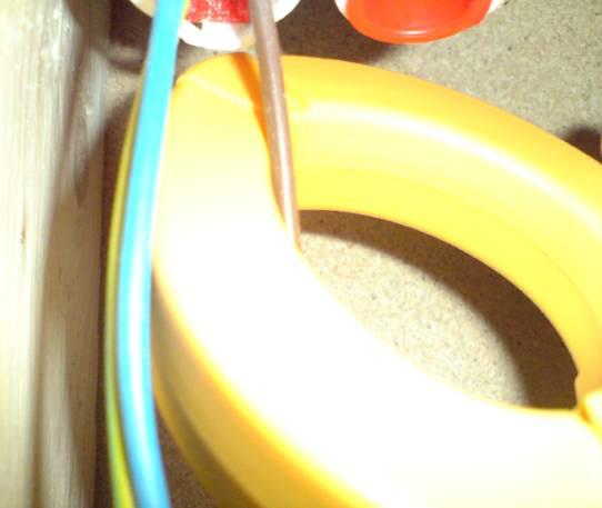Tangamperemeter. Foto.
