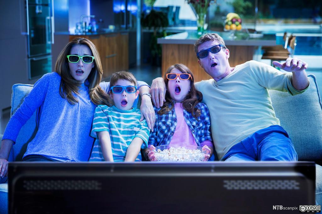 3D-fjernsyn