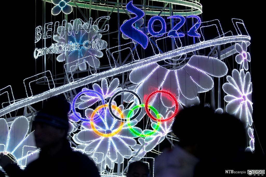 Vinter OL Beijing 2022
