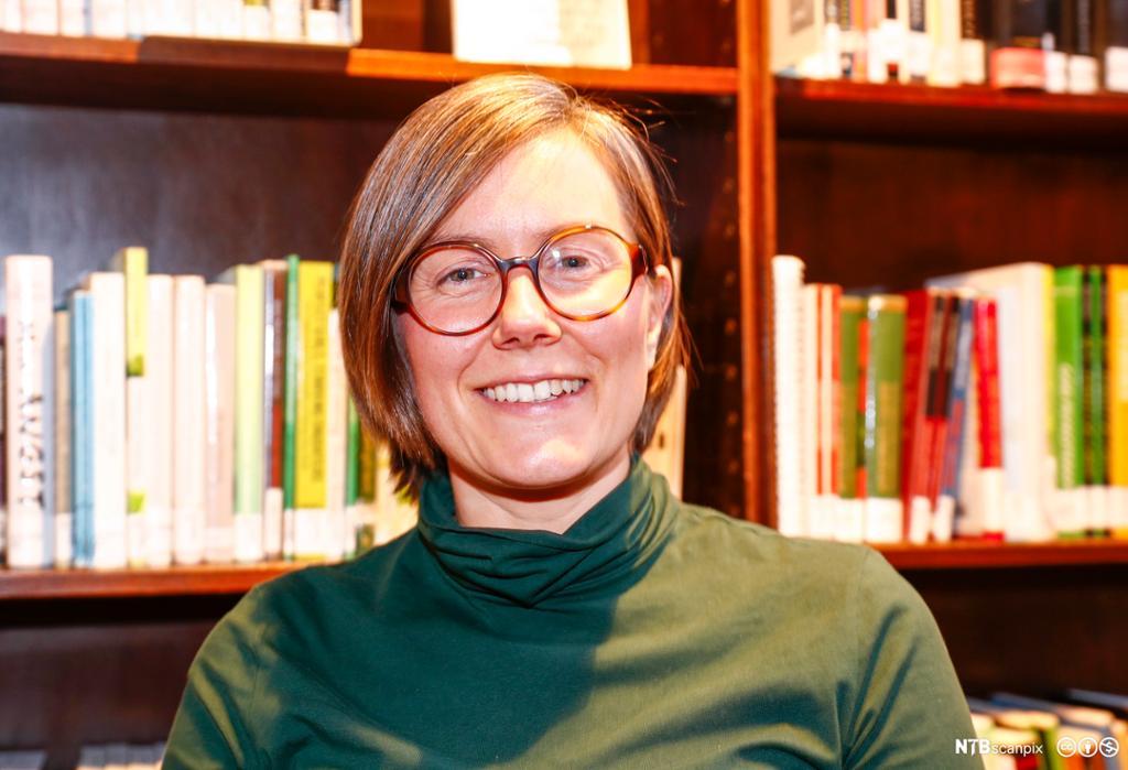 Helene Guåker. Foto.