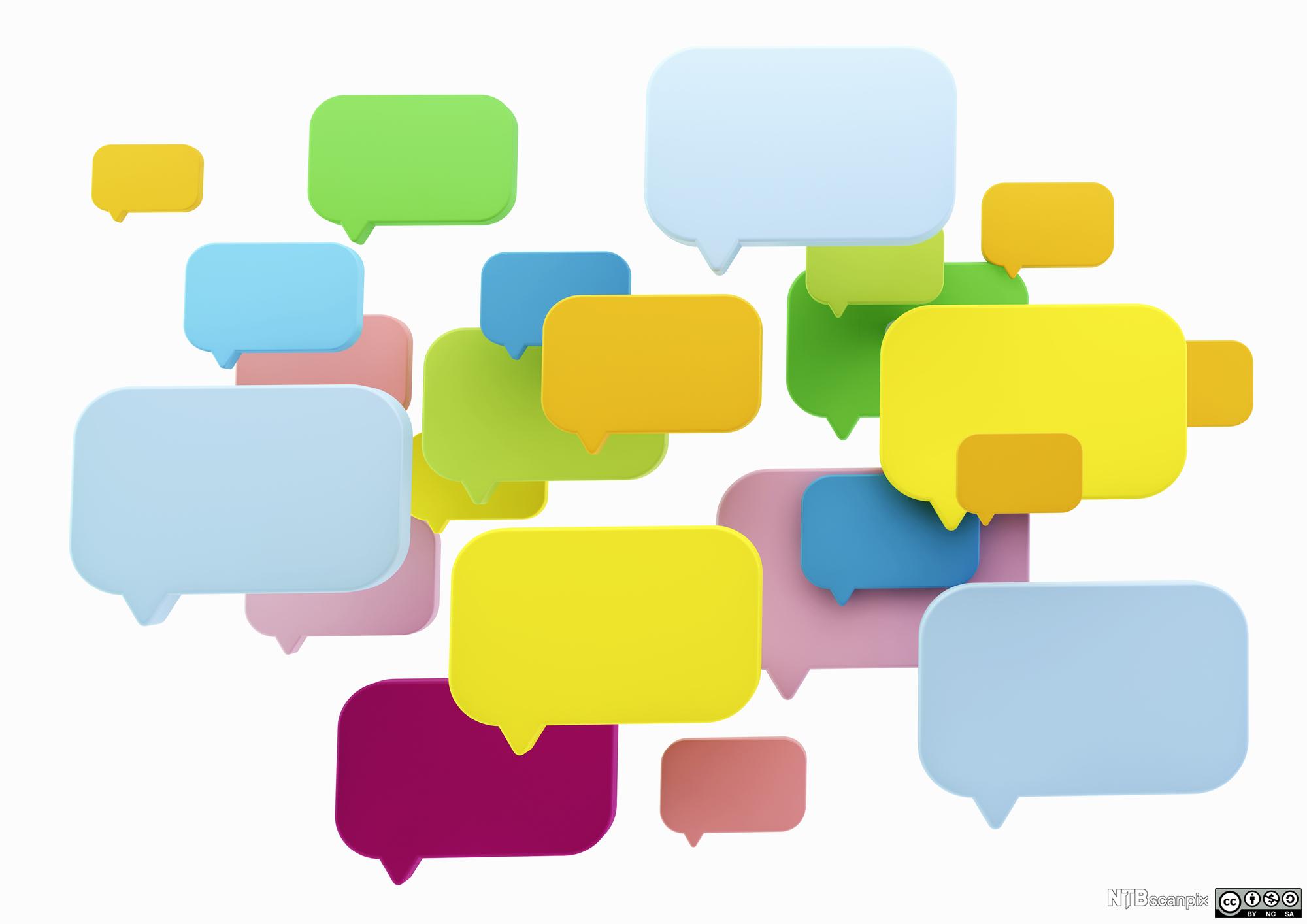 English in Daily Communication - UTGÅTT - Internasjonal engelsk (LK06) -  NDLA