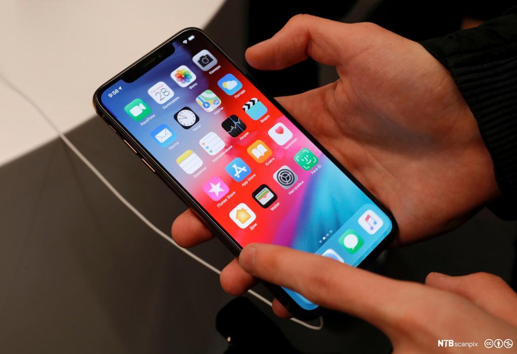 Ny mobiltelefon?