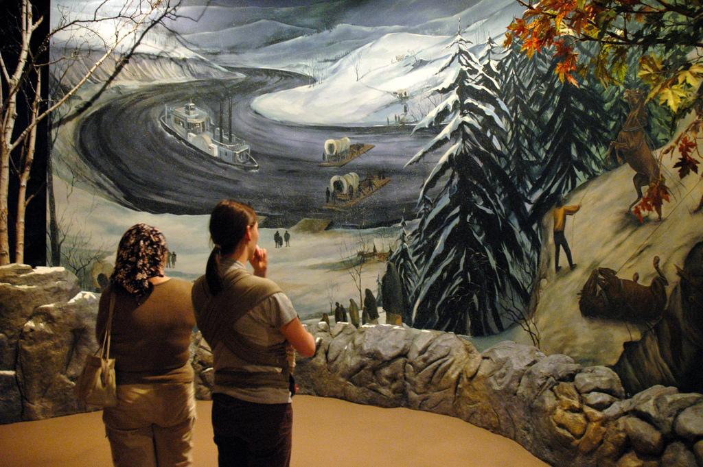 Engelsk - Native Americans - The Trail of Tears - NDLA