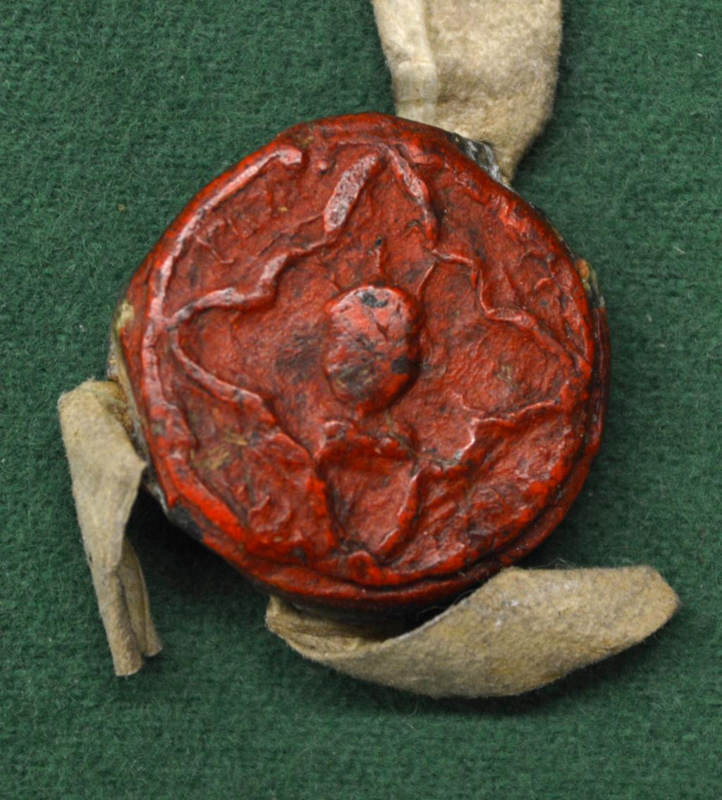 Dronning Margretes segl