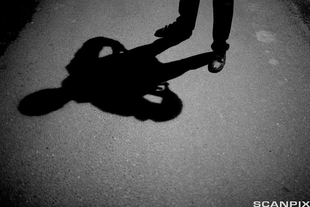 Ungdomskriminalitet. Foto.
