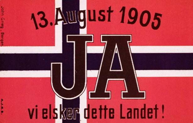 Postkort fra 1905