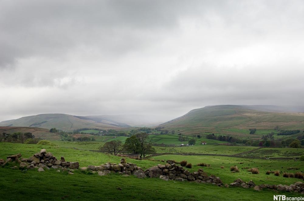 Wensleydale Yorkshire Dales National Park