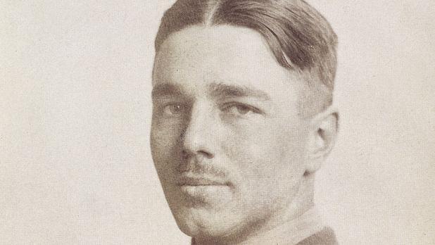 Wilfred Owen. Foto.